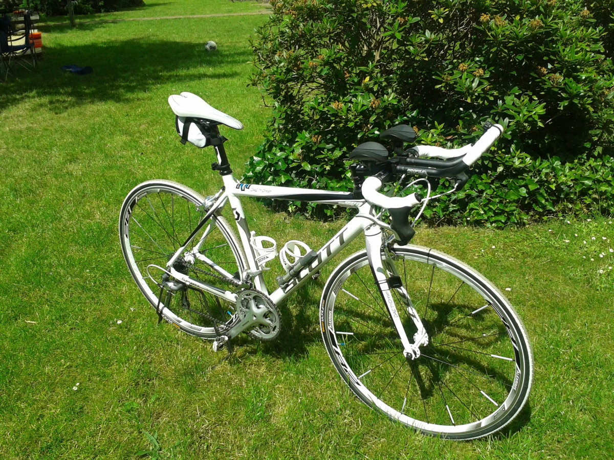 Neue Bars für mein Rad!