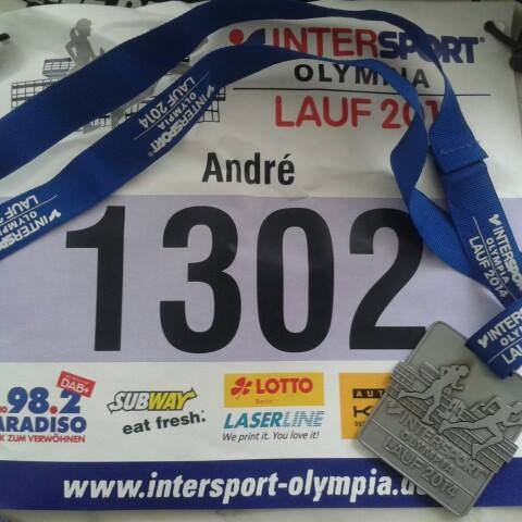 Inter Sport Olympia Lauf Steglitz