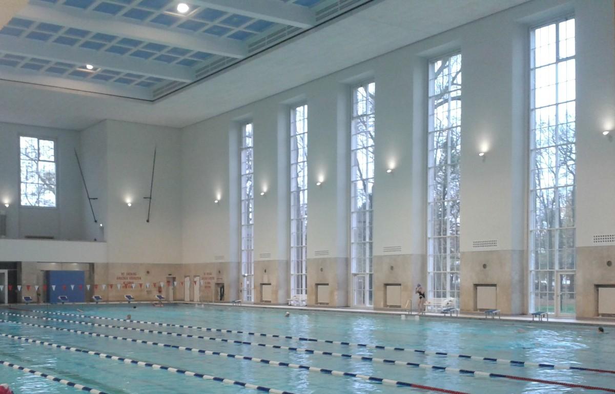 Schwimmtraining Anfang Dezember?