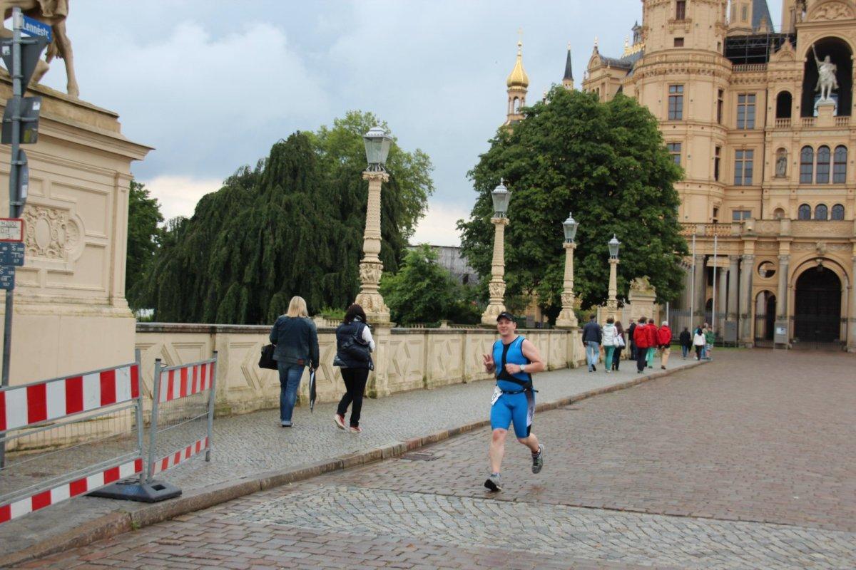 Schweriner Schlosstriathlon Olympisch