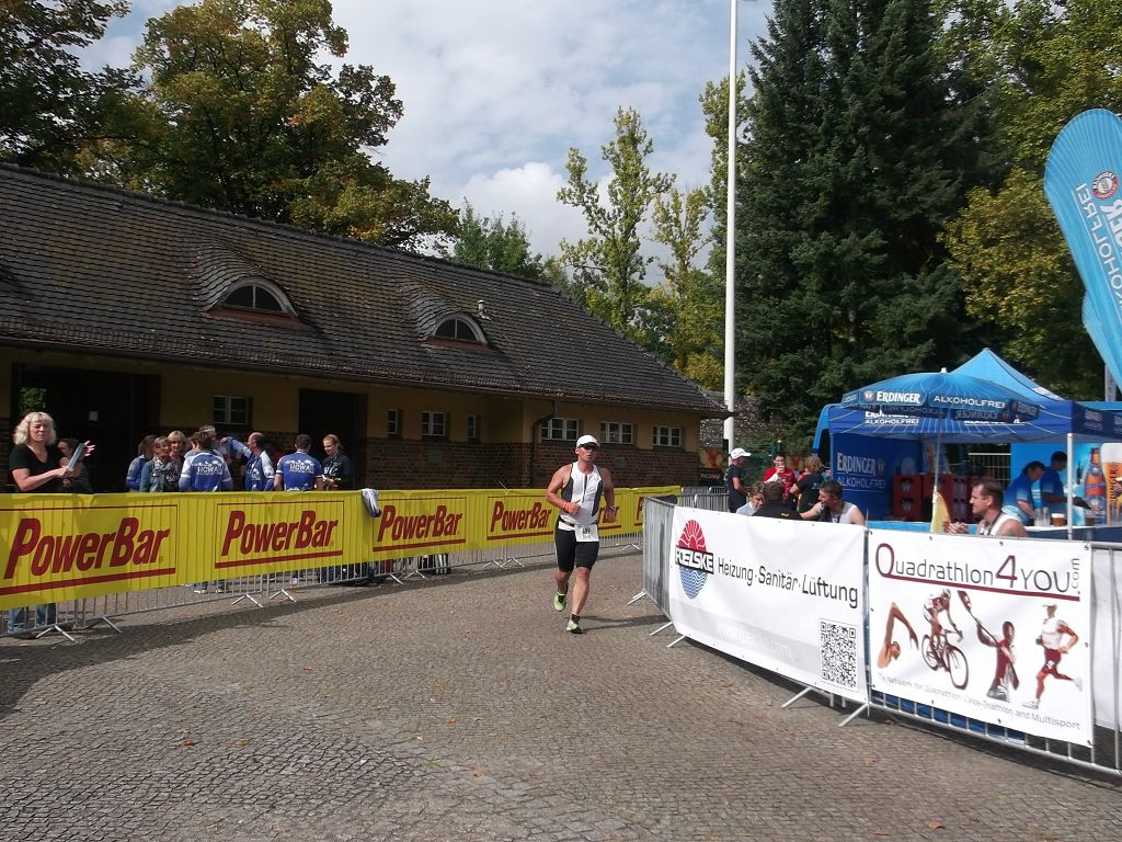 Berlin Man 2014 – Never stop racing