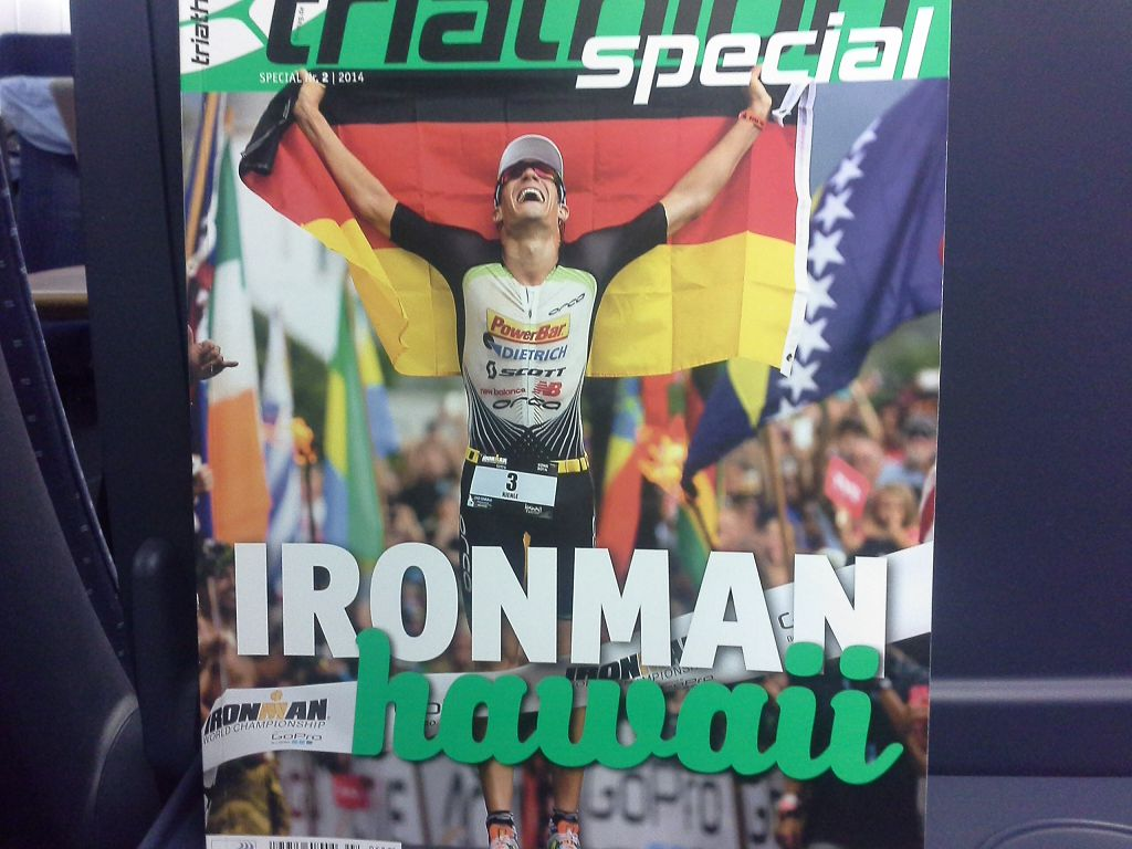 Ironman Hawaii Sonderheft
