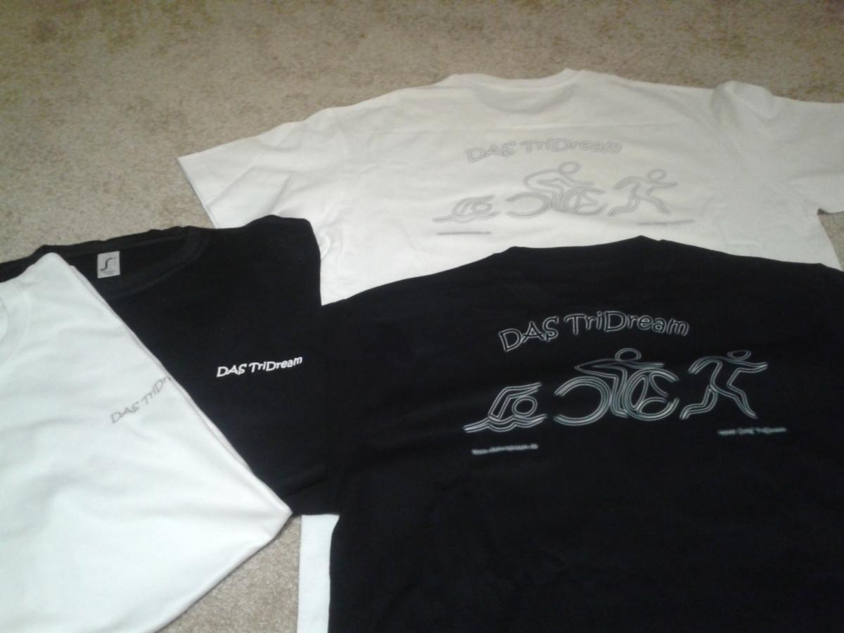 Die neuen T-Shirts … was lange währt wird endlich gut!