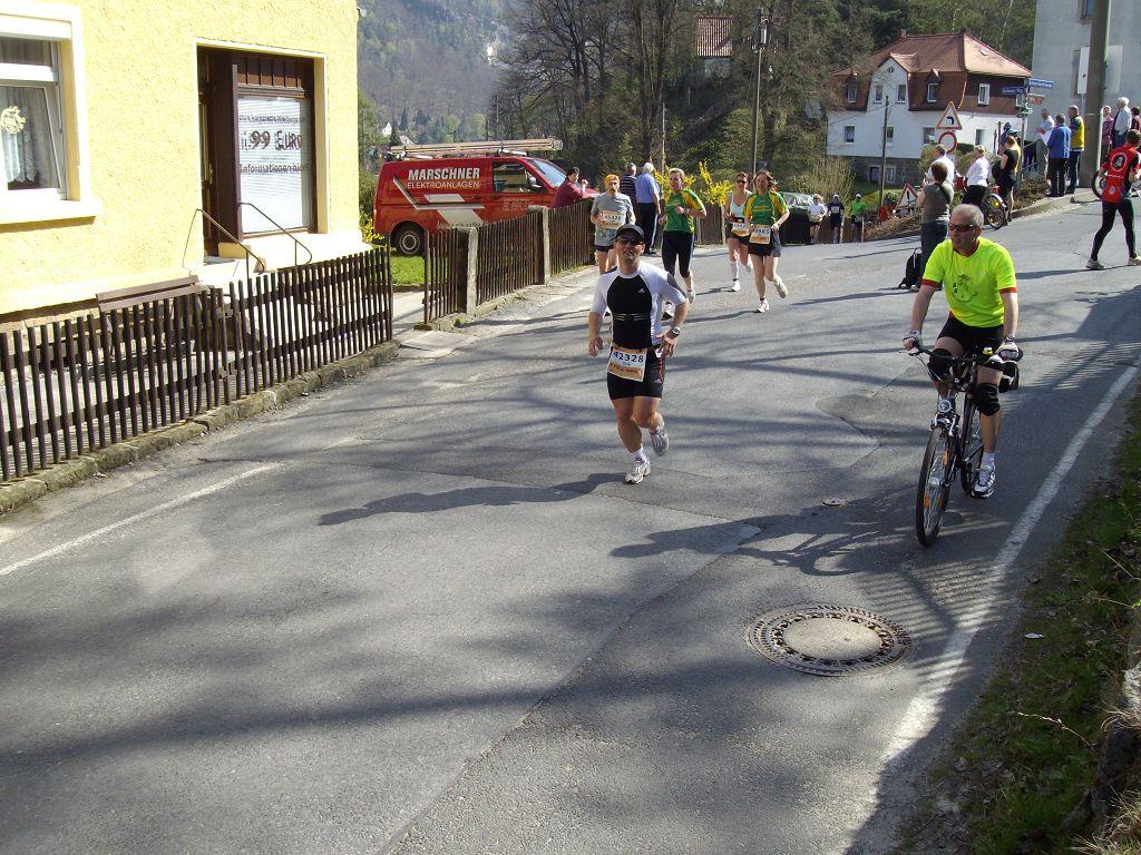 Oberelbe – Marathon !