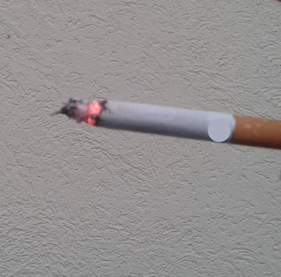 Sport vs. Zigarette