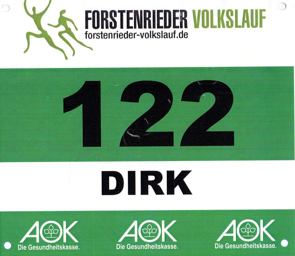 Forstenrieder Halbmarathon: 2h+