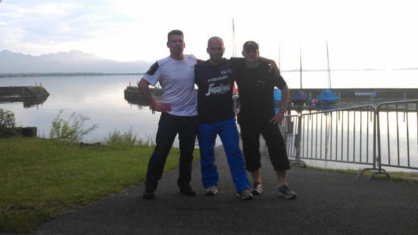 Rückblende 2015 – Chiemsee Triathlon
