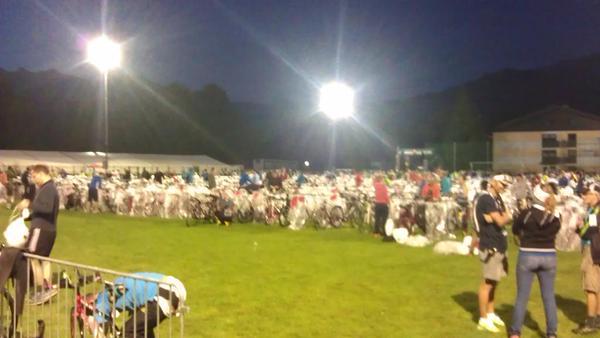 Ironman 70.3 Zell am See: Der alte Mann kann es noch