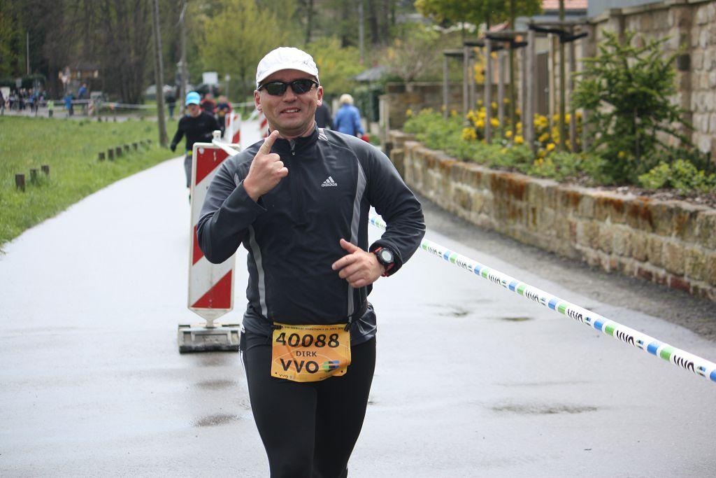 Flug OEM19 oder die Leichtigkeit eine Marathonlaufs