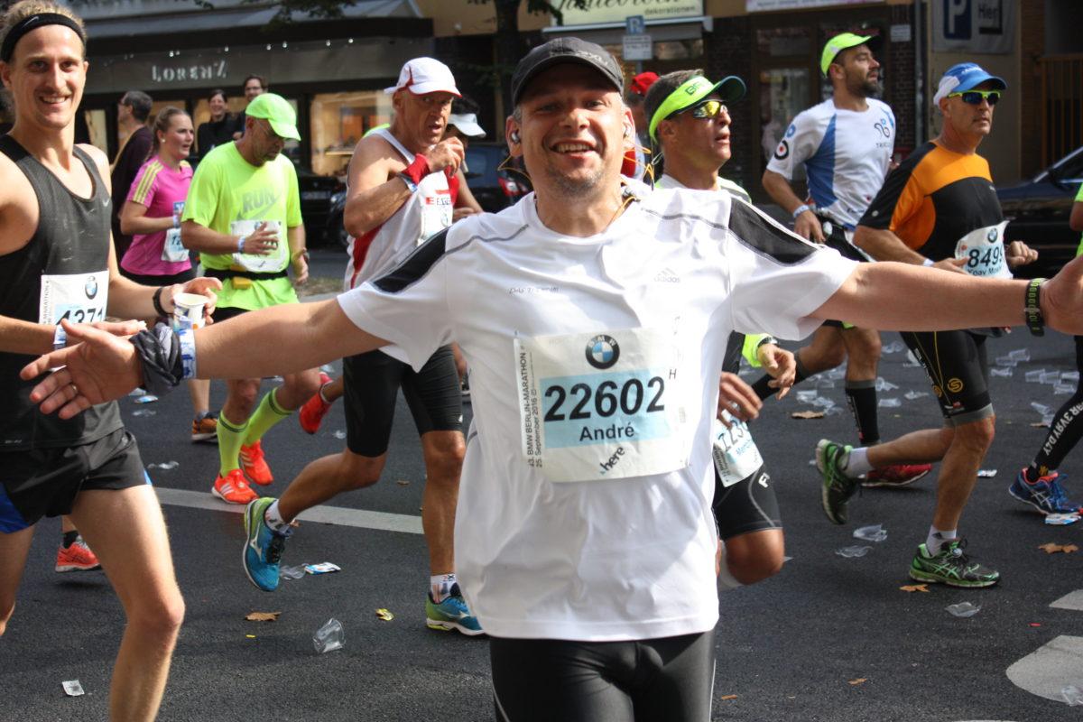 Berlin Marathon 2016, ohne Erwartungen!