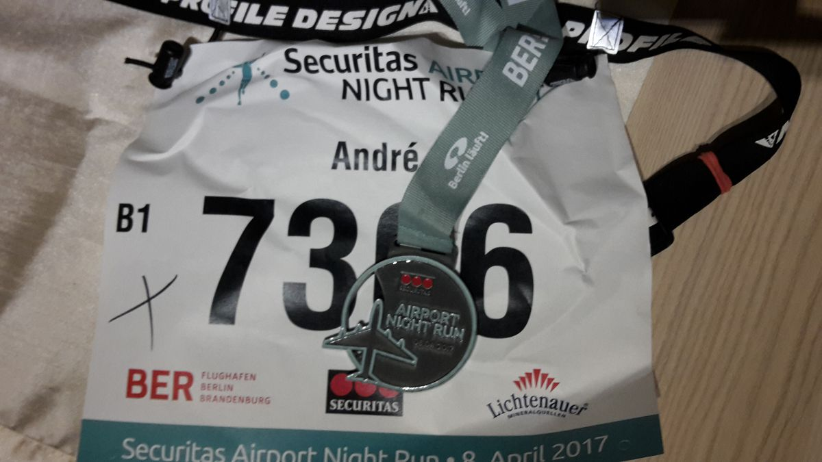 BER Night Run 2017 Update