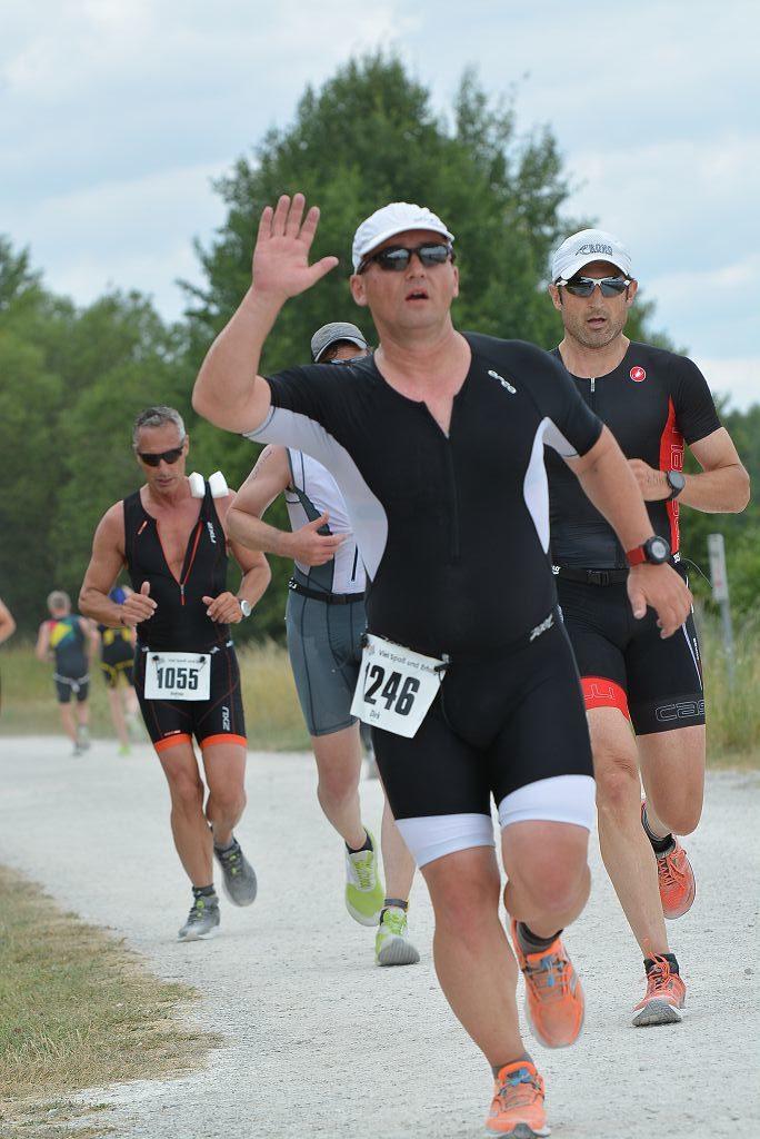 Impressionen vom Rothsee Triathlon