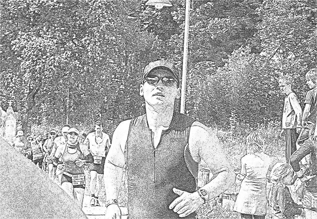 Fünf Jahre Triathlon in Folge