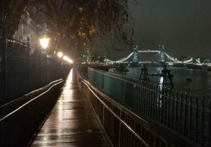 Laufen in London