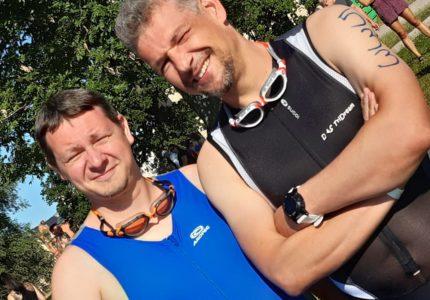 Wie trainiert muss man für eine Sprint Distanz sein, oder danke Svon!
