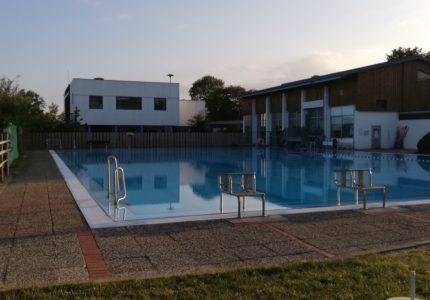 12h Schwimmen ist abgesagt…