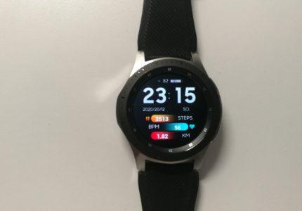 Samsung Galaxy Watch im Training im Vergleich zur Garmin Fenix 5 (Update)